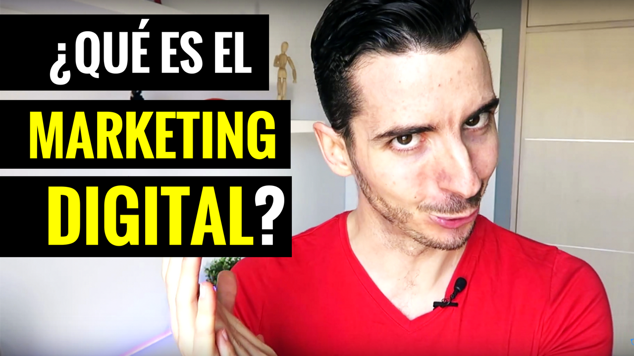 que es el marketing digital