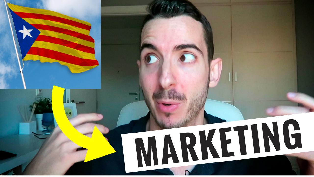 independencia cataluña es marketing